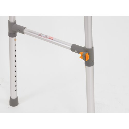 Drive Medical Two Button Folding Universal Walker
