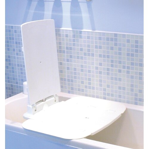 Drive Medical Bathroom Safety AquaJoy Premier Plus Reclining Bath Lift