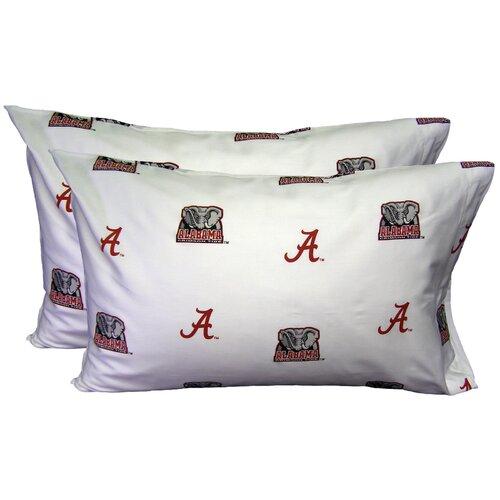 College Covers NCAA Pillowcase Set