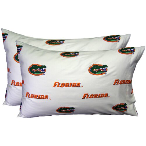 College Covers NCAA Pillowcase Set