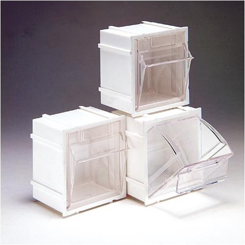 "Quantum Storage Mini Individual Tip Out Bins (6"" H)"