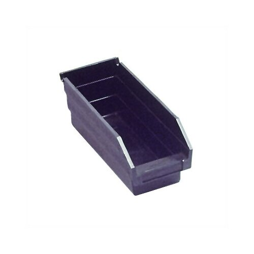 "Quantum Storage Recycled Shelf Bin (4"" H x 4 1/8"" W x 11 5/8"" D)"