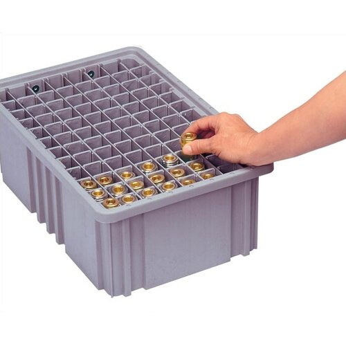 Quantum Storage Dividable Grid Storage Container Short Divider for DG93030
