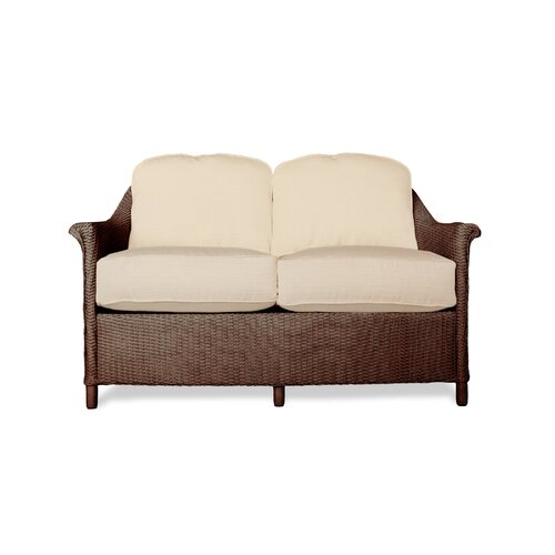 Crofton Love Seat with Cushions