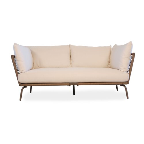 Soho Settee Loveseat with Cushions