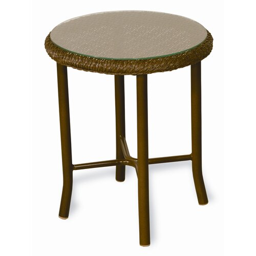 Lloyd Flanders Weekend Retreat Side Table