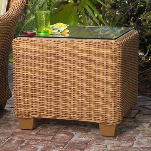 Napa Square Cube Side Table