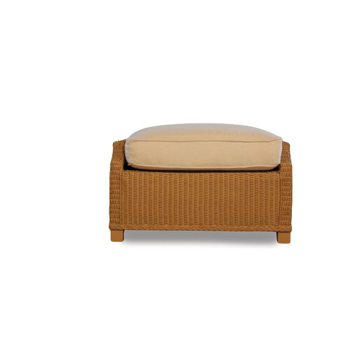 Hamptons Deep Lounge Ottoman with Cushion