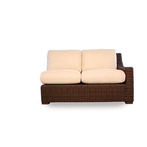 Mesa Left Arm Loveseat Sectional Piece with Cushions