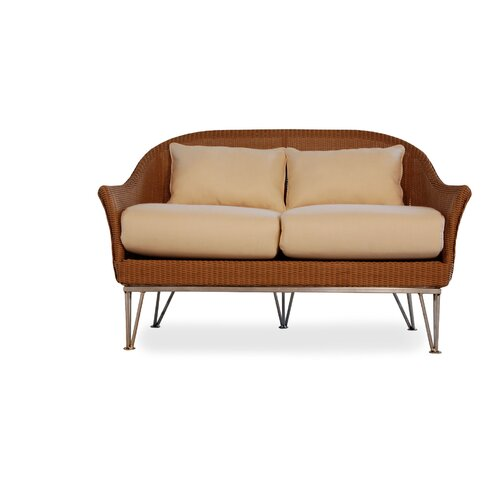 Mod Loveseat with Cushions