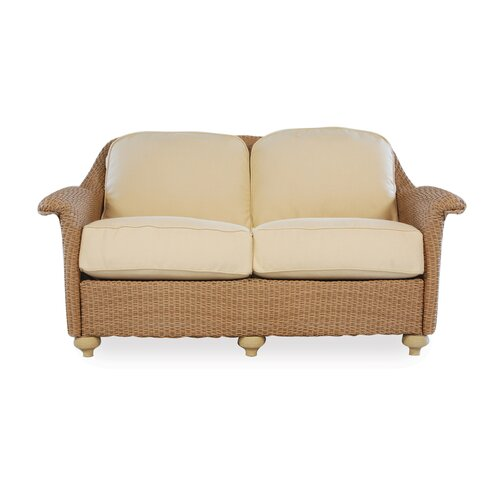 Lloyd Flanders Oxford Loveseat with Cushions