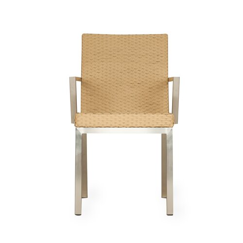 Lloyd Flanders Elements Dining Arm Chair