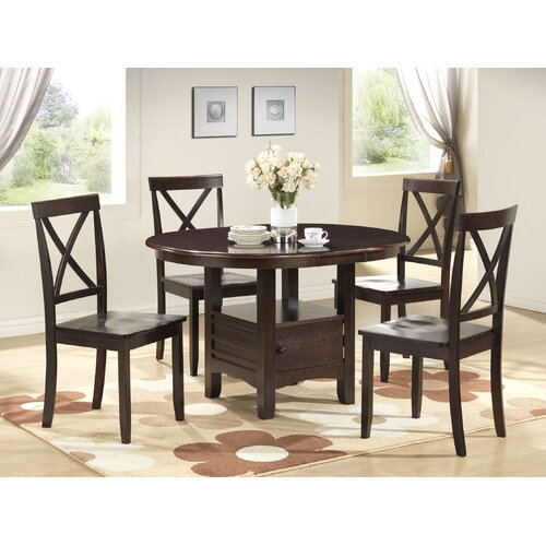 Madison 5 Piece Dining Set