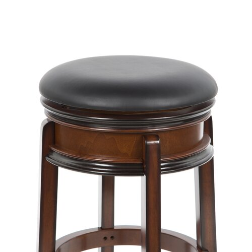 "Boraam Industries Inc Magellan 29"" Swivel Bar Stool with Cushion"