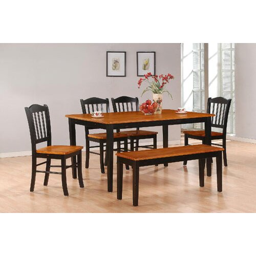 Boraam Industries Inc Shaker 6 Piece Dining Set