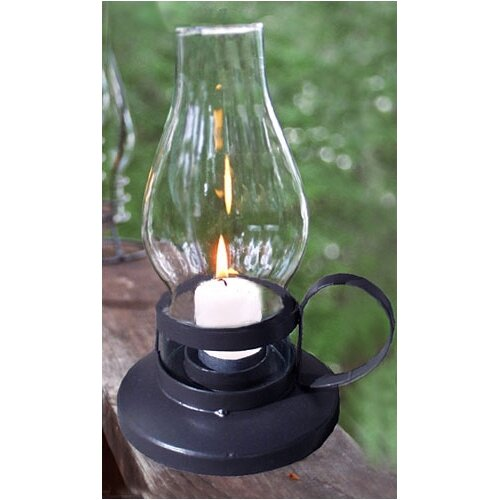 Pangaea Home and Garden Table Lantern with Handle