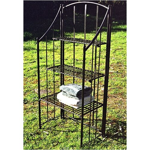 Pangaea Home and Garden Planters Baker's Rack