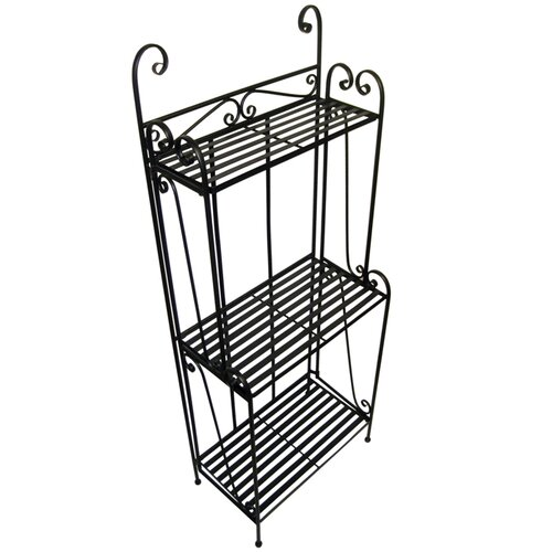 Folding Piper Baker's Rack