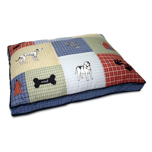 Cedar Dog Pillow