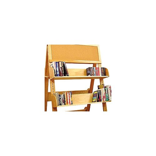 "Catskill Craftsmen, Inc. Book Carts and Racks A Frame Additional 8"" Shelf"
