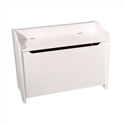 Catskill Craftsmen, Inc. Cottage Storage MDF Storage Bench