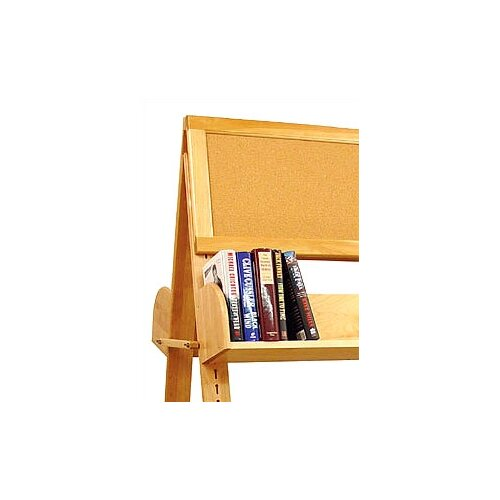 "Catskill Craftsmen, Inc. Book Carts and Racks A Frame 60"" Bookcase"