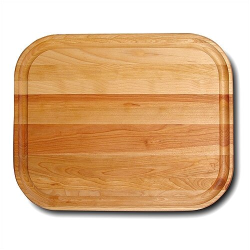 "Catskill Craftsmen, Inc. 20"" Reversible Plain Barbeque Board"