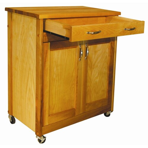 Catskill Craftsmen, Inc. Designer Kitchen Cart