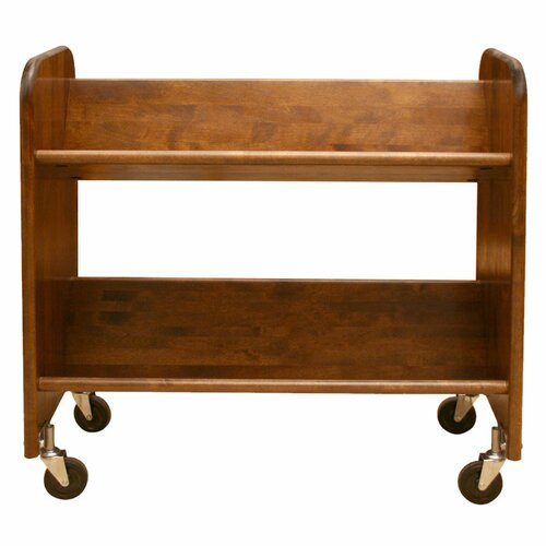 Catskill Craftsmen, Inc. Rol-Rack in Walnut