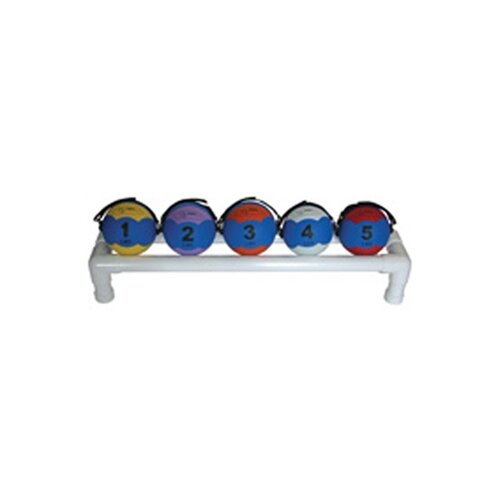 FitBall Minimeds Set and Rack