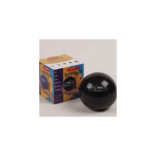 FitBall Softmeds 5.5 lbs in Black