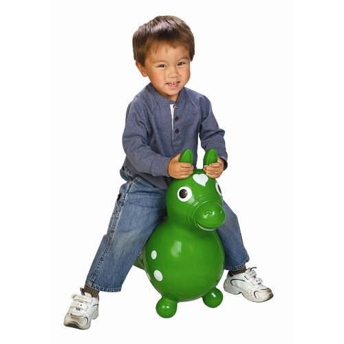Gymnic Rody Horse in Green