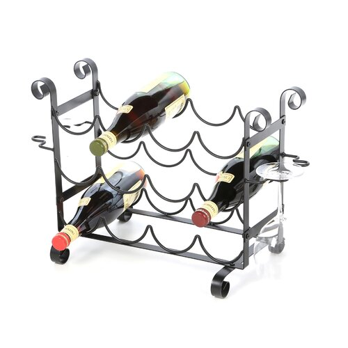 Concept Housewares Tabletop Wine Rack