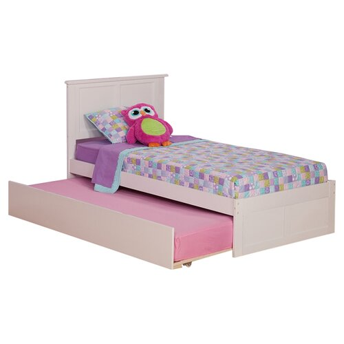 Atlantic Furniture Urban Lifestyle Madison Bed with Trundle