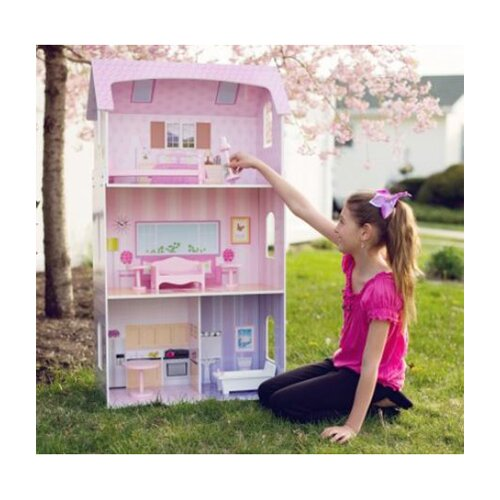 Teamson Kids Modern Dollhouse
