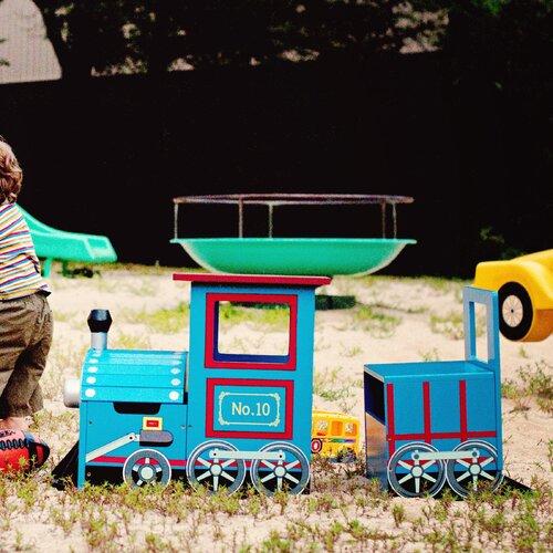 Teamson Kids Wings and Wheels Kids Writing Desk