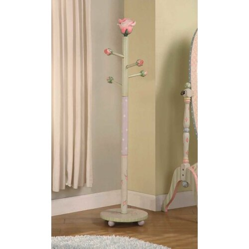 Teamson Kids Rose Coat Rack