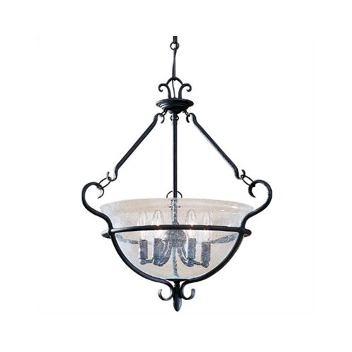 Manor House 6 Light Foyer Pendant