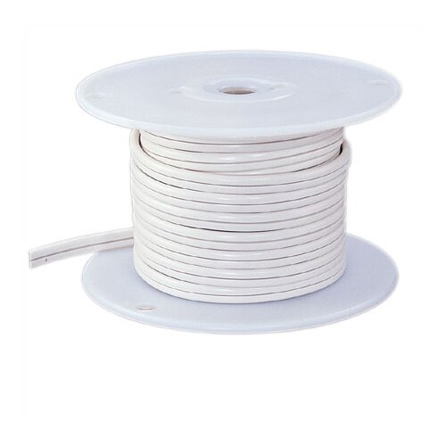 Ambiance Track Lighting 100' of White Cable