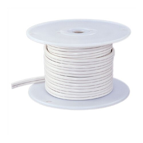 Ambiance Track Lighting 1000' of White Cable