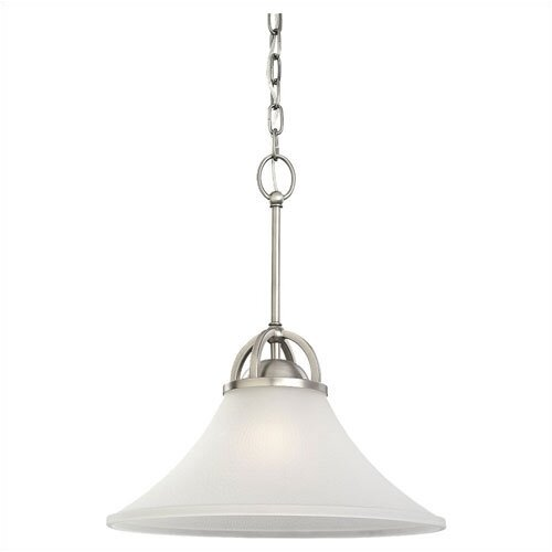 Sea Gull Lighting Somerton 1 Light Pendant