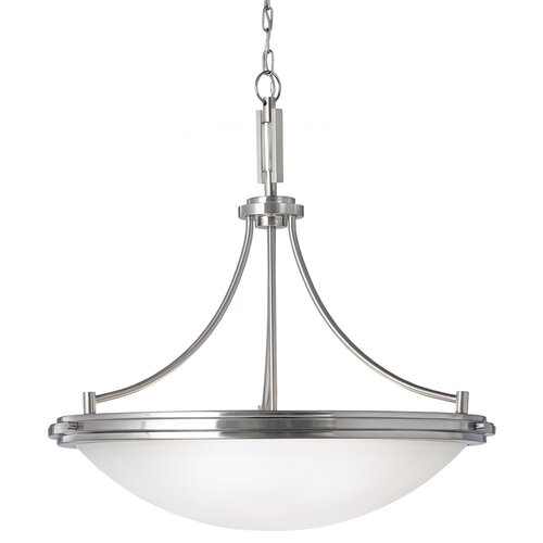 Winnetka 4 Light Pendant