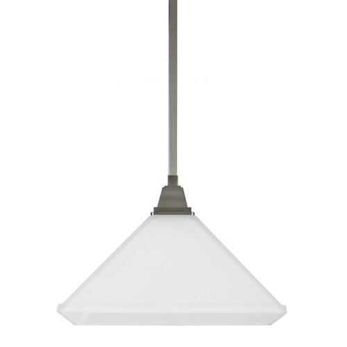 Denhelm 1 Light Inverted Pendant