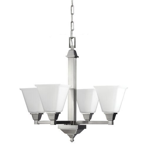Denhelm 4 Light Mini Chandelier