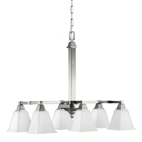 Denhelm 6 Light Kitchen Island and Billiard Pendant