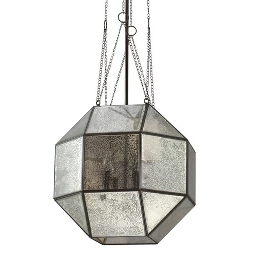 Lazlo 4 Light Pendant