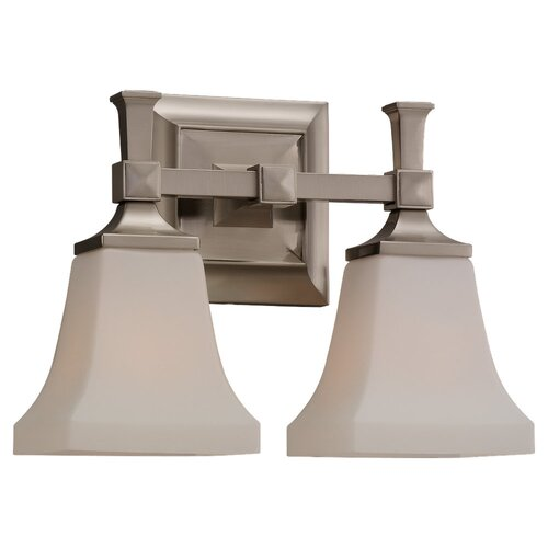 Sea Gull Lighting Melody 2 Light Vanity Light