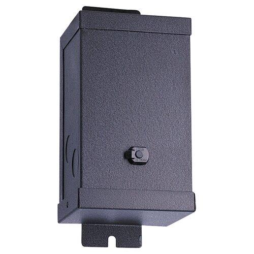 24V Magnetic Transformer in Powder Coated Black