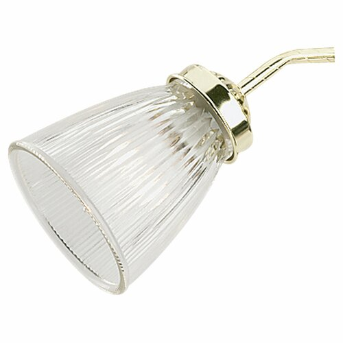 "Sea Gull Lighting 5"" Glass Ceiling Fan Shade"