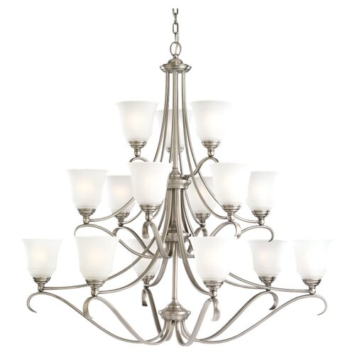 Sea Gull Lighting Parkview 15 Light Chandelier
